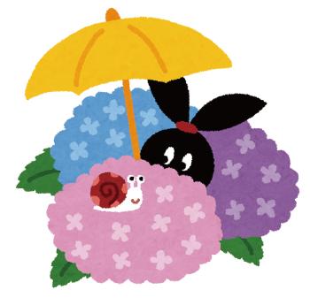 6月 芋の苗植え3