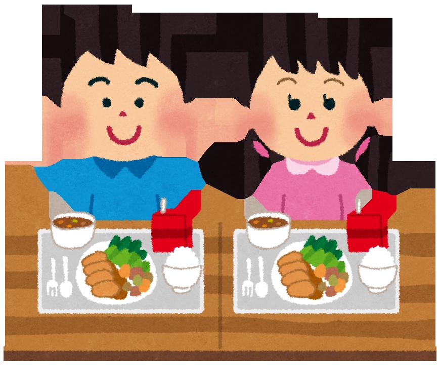 6月 ❤給食の紹介❤2
