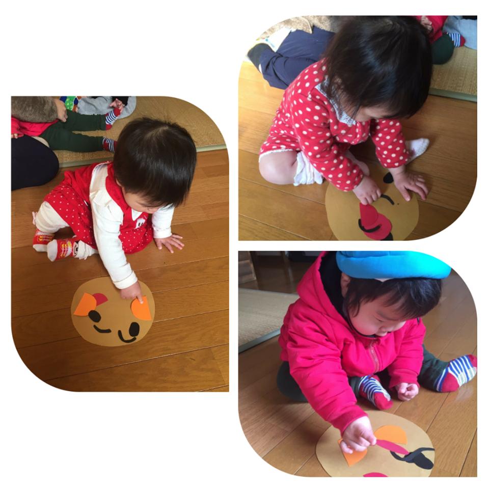 ☆お餅つき会☆認可保育所(みつよし園)5