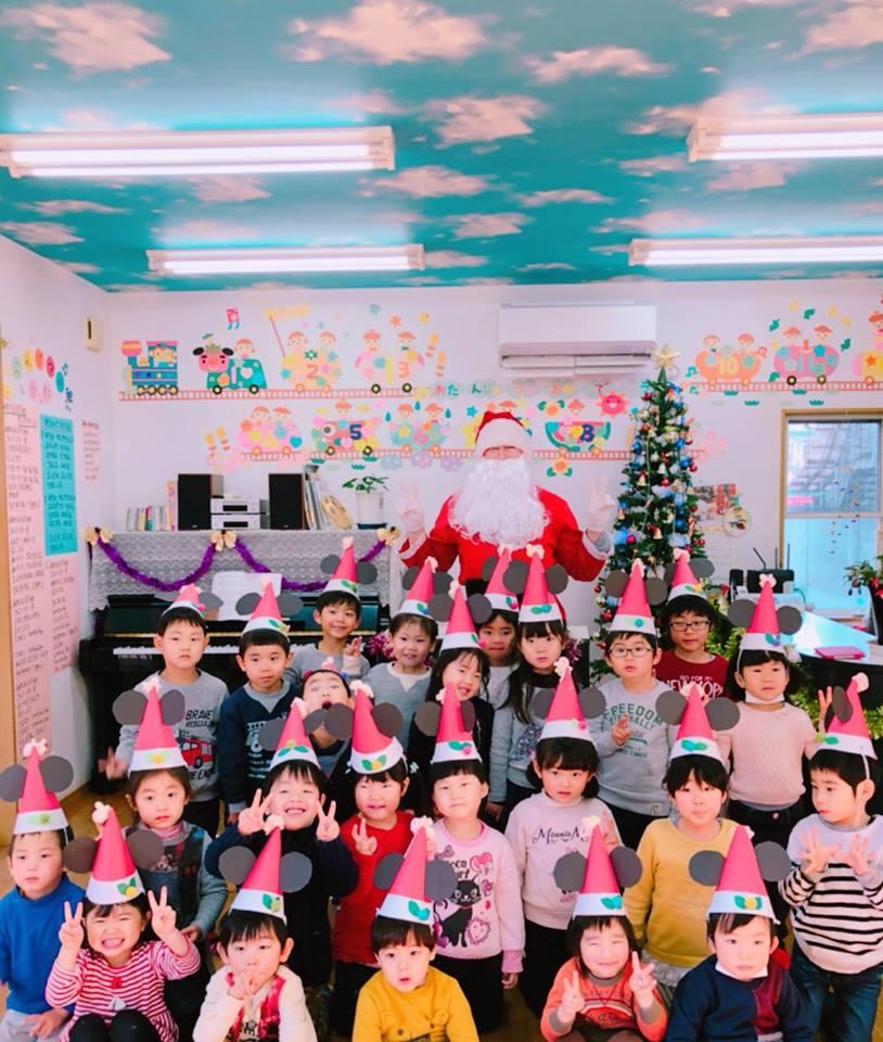 ☆11月・12月のハイライト☆認可保育所(みつよし園)7