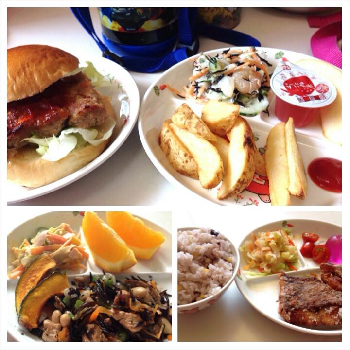 6月 ❤給食の紹介❤1