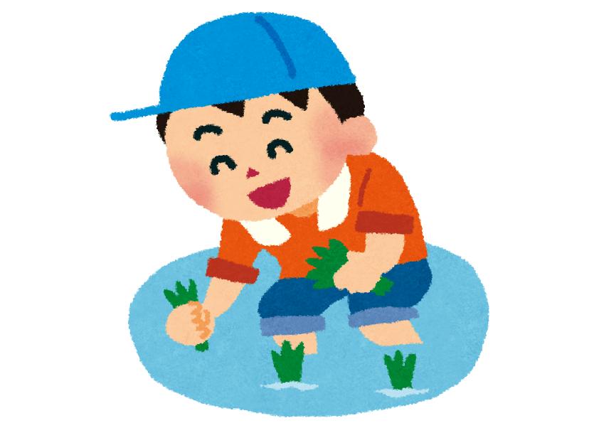 6月 ☆認可保育所(みつよし園)2