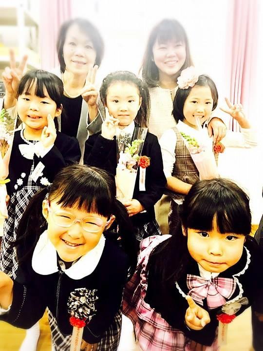 ☆3月25日 卒園式☆認可保育所(みつよし園)4